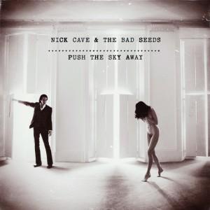 """Push The Sky Away"" Album Cover, courtesy of www.nickcave.com"