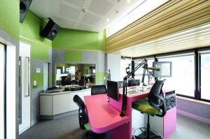 """Studio A"" - TuneFM - University of New England"